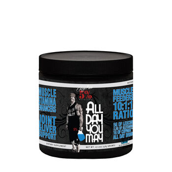 All Day You May - Blue RaspberryBlue Raspberry | GNC